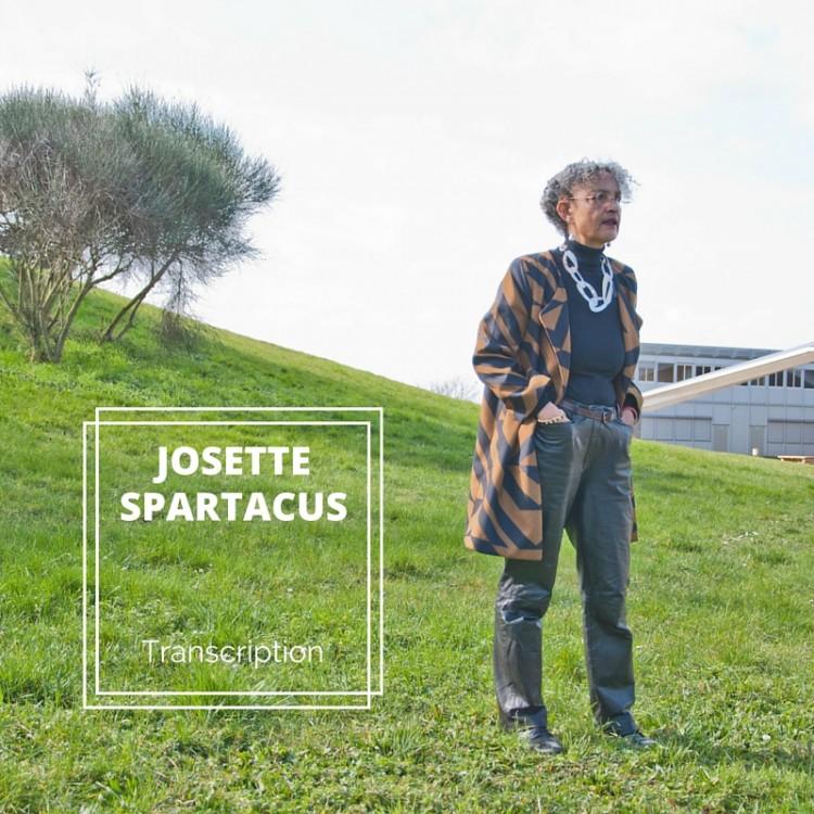 JOSETTE SPARTACUS